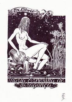 Bookplate by BELA A. PETRY (1985)