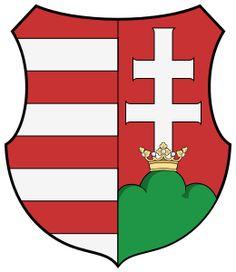 címer Coa Hungary Country History Kossuth.svg