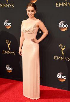 #EmiliaClarke #GameofThrones #Emmys