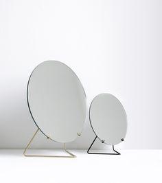 Scandinavian design - Maemo Makeup Mirror