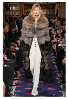 Gigi Hadid runway Pinterest @jcolemadison