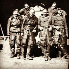 "Soldiers from SS-AufklärungsAbt/2nd SS-Pz Div ""Das Reich"" between hard combats somewhere at Ost front in 1943."