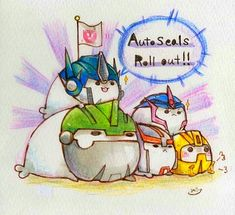 TFP:Autoseal by Mitsuki-Chizu on DeviantArt<-- now this, this is art