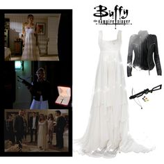 """Buffy Season One Cosplay - Prophecy Girl"" by sleepyblonde on Polyvore"