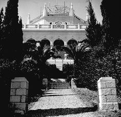 Santuario del Bab. Haifa.