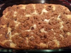 One Pretty Little Box: Chocolate Chip Oatmeal Cookie Cheesecake Bar