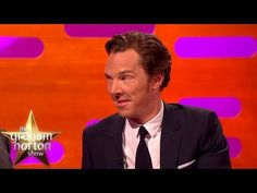 Benedict Cumberbatch Mortified By Reddit Reviews - The Graham Norton Show - YouTube