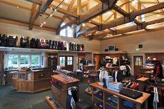 golf club pro shop storage - Google Search