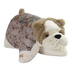 USMC Pillow pet Love