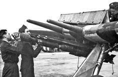 3 in RP 60 pdr Loading On Typhoon - Hawker Typhoon - Wikipedia, the free encyclopedia