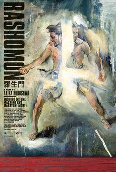 Criterion Rashomon poster