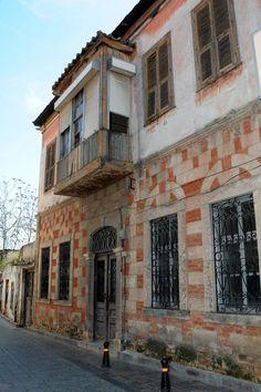 Kaleiçi Tarihi Evler, Antalya, Türkiye