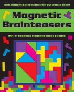 Magnetic Brainteasers Parragon Book Service Ltd