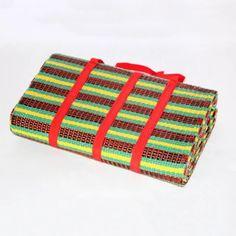 จัดส่งฟรี  OK&Mshop เสื่อปิคนิคพลาสติกสานพับ 90x170 ซม. สีเหลือง  ราคาเพียง  289 บาท  เท่านั้น คุณสมบัติ มีดังนี้ ทนทาน คุ้มค่า คุ้มราคา ใช้ได้ทุกที่ทุกโอกาส เนื้อแน่นแข็งแรงเหมาะที่จะพกพาไปตามสถานที่ต่างๆ ผลิตด้วยความปราณีต ทันสมัย สะดวกต่อการเก็บรักษาเพราะไม่เปลืองพื้นที่การเก็บ