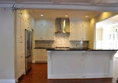 Split Level Kitchen Bananza!, This Was Your Typical Split Level Home