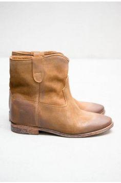 Isabel Marant Camel Crisi Boot | $790