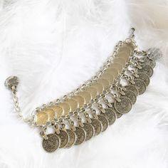 Juliet - Authentic Coin Bracelet – Druzy Dreams