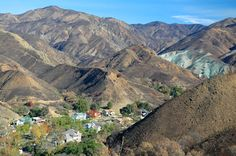 Beloved Modjeska Canyon, Orange County California