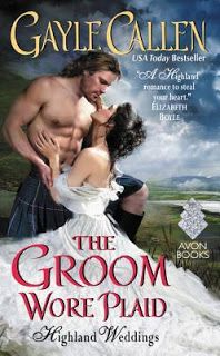 KT Book Reviews: The Groom Wore Plaid Highland Weddings Series By G...