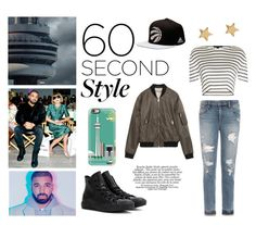 """Style 41"" by lauren-perry-i ❤ liked on Polyvore featuring Drakes London, Converse, Joe's Jeans, Casetify, Zara, Alexander Wang, Missoma, DRAKE, views and 60secondstyle"
