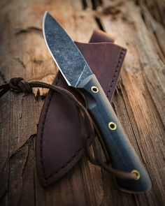 The Smith & Sons Brave Fixed Blade Knife