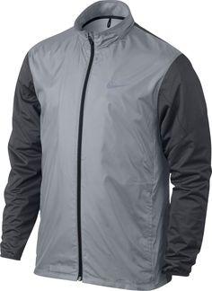 133b75f2865f Nike Men s Golf Full-Zip Shield Golf Jacket