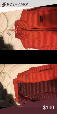 woman's small Patagonia puffer vest only worn once in perfect condition i wore it then figured out i hate vests lol Patagonia Jackets & Coats Vests