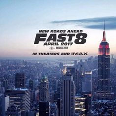 Fast 8: New Roads Ahead (2017)