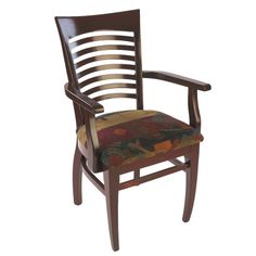 """""""Modena Arm Chair"""" A touch of southern hospitality. With it's fine lines and contours. The Modena speaks of unrushed fine dining. Please contact us for pricing Restaurant Furniture, Bar Furniture, Outdoor Furniture, Southern Hospitality, Outdoor Chairs, Outdoor Decor, Dining Room Chairs, Fine Dining, Armchair"""