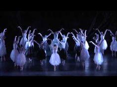 Final del Acto IV (Ultimo Acto) de El Lago de los Cisnes-
