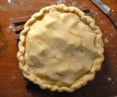 Tarta de manzana americana (Apple Pie) | PequeRecetas Quiche, Diet, Chocolate, Desserts, Food, Mousse, Salsa, Cupcakes, Recipes