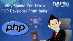 If you are searching a PHP Web Development Services in India for business. In this post we are suggest, why Should You Hire a PHP Developer From India?