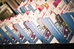 Expect great gift bags per couple sponsored by Babaderm