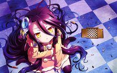 Herunterladen hintergrundbild no game no life null 2017 anime tv-serie stephanie dola manga Otaku Anime, Manga Anime, Anime Art, Loli Kawaii, Kawaii Anime, Light Novel, Nogame No Life, Ex Machina, Anime Shows