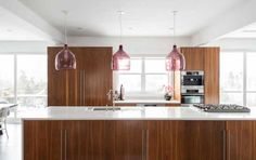 Modern Interior Design Ideas and Decorating Accents in Purple Color Shades