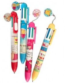 Babyshop@Home - Kleurenpen Gekleurde Pennen #stationery