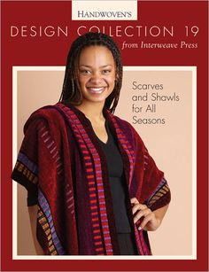 Historic Weaving   Wordpress Weaving Resources Handwoven Design Collection 19 Scarves And Shawls