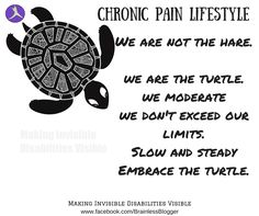 "Why Those of Us With Fibromyalgia Should Embrace Being ""Turtles"""