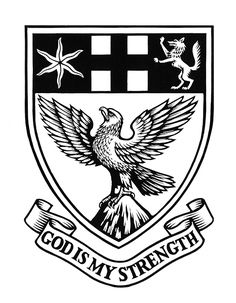 Crest for Aiglon School, NB studio