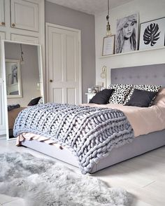 Lav dit eget tæppe fra Instagram |Dette DIY-projekt er både nemt og hurtigt | Woman.dk