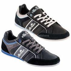 Details zu ELLESSE Escola Low Herren Schuhe Sneaker Sportschuhe Turnschuhe  Freizeitschuhe