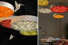 Spiro Lamp by designer Remedios Simon for LZF
