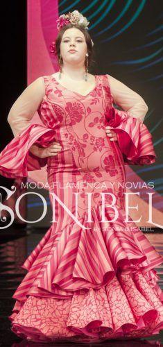 Vestidos de sevillanas baratos tallas grandes