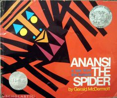 Anansi the Spider is a wise, funny, mischievous, and loveable folk hero who pops up in traditional Ashanti tales from Ghana, in West Africa. This story, retold and illustrated by Gerald McDermott, relates the tale of father Anansi and his six spider sons.