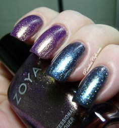 Zoya Divas Collection for NYFW 2012 FeiFei and Daul | Pointless Cafe