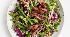 Start off the year with these better-for-you recipes featuring speedy stir-fries,easysalads and more.