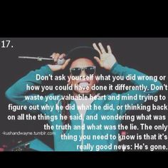never thought Lil Wayne would make it onto my favorite quotes
