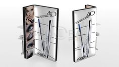 Стоппер - Cosmetics Display Stand, Cosmetic Display, Point Of Purchase, Makeup Cosmetics, Commercial, Retail, Decor, Design, Display Stands