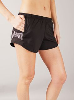 Oiselle distance short (black) $39