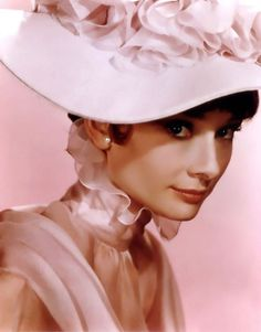 Audrey Hepburn in My Fair Lady- Such a classy lady! My Fair Lady and Roman Holiday!